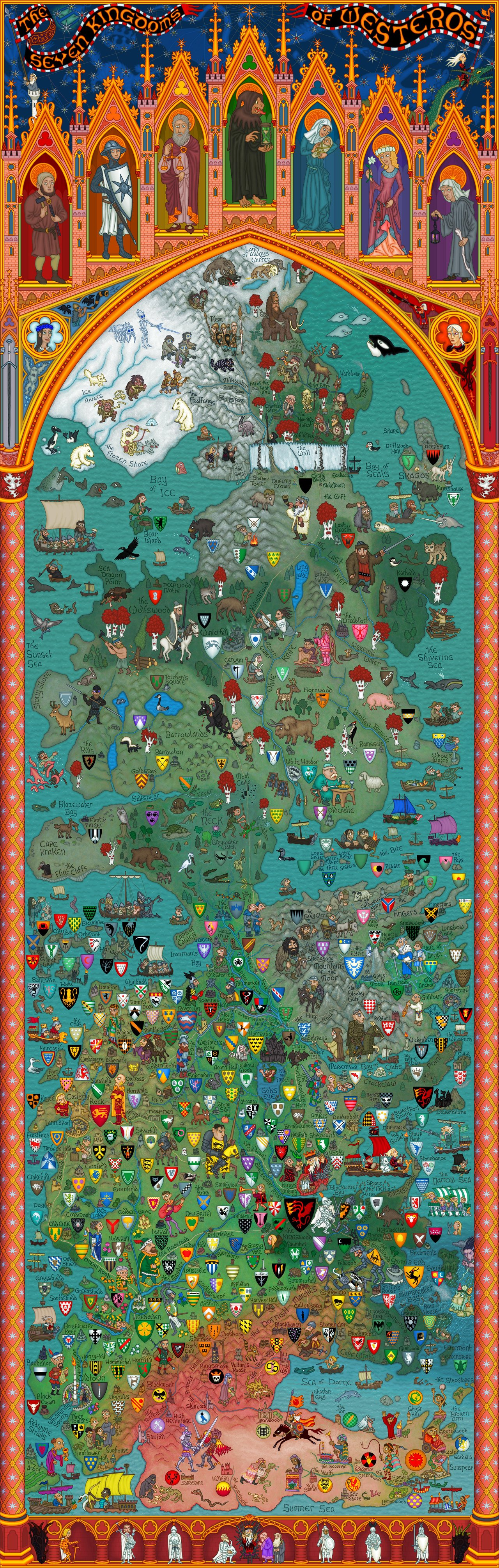 game of thrones westeros map pdf